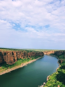 Gandikota India  Popularly called as Grand Canyon of India