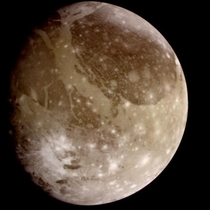 Ganymede the breadbasket of the outer planets