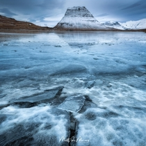 Garden of Shards - Kirkjufell x