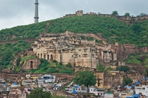 Garh Palace Bundi Rajasthan India