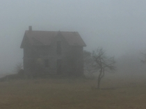 Garycphoto is a way better photographer than me I took this on my phone this past April on a spooky morning
