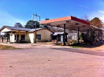 Gas stationrecent sanctuary for someone Russellville AR