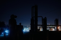 Gasworks Dark Seattle WA
