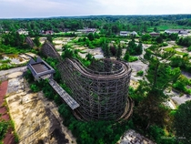 Geauga Lake Ohio Taken in  Have some footage too would anyone want to see it
