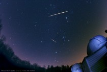 Geminid Meteor Shower --