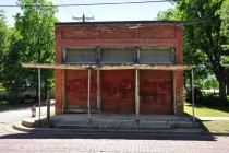 General Store with Hitching Post  Gainesville Texas