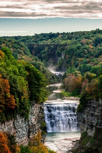 Genesee River New York United States