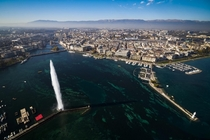 Geneva Switzerland the smallest global city in the world