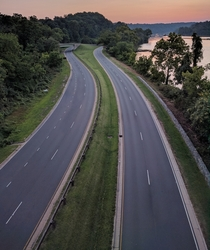 George Washington Memorial Parkway Washington DC