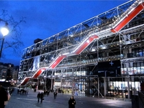 Georges Pompidou Centre Paris