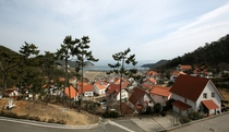 German Village in South Korea Former miners and nurses who worked in Germany in the s and s founded the neighborhood Photo by Jeon Han x-post rSouthKoreaPics