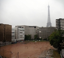 Ghetto in Paris