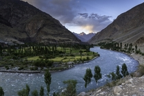 Ghizer River Gilgit Pakistan x Photo by Ghulam Rasool
