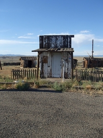 Ghost Town Post Office - Cisco Utah