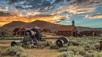 GhostTown - Bodie California USA
