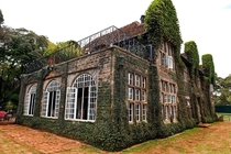 Giraffe Manor Kenya Built in  by Sir David Duncan