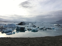 Glacier Lagoon in Iceland Breathtaking