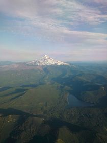 Glad I had my phone with me on my latest flight home Mt Hood OR