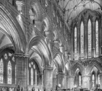 Glasgow Catheral - only Scottish cathedral to survive English Reformation