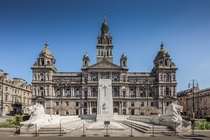 Glasgow City Chambers Scotland