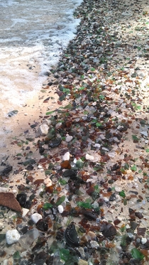Glass Beach Bermuda