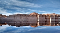 Glassy Day at Lake Powell