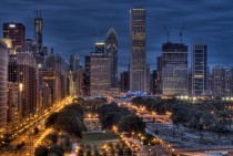 Gleaming Chicago -