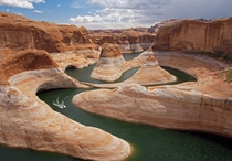 Glen Canyon in the American Southwest