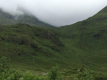 Glen Shiel - Scottish Highlands