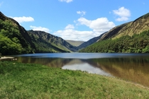 Glendalough upper Lake Co Wicklow Ireland
