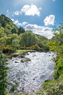 Glendalough Valley   Ireland