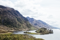 Glenfinnan in the Scottish Highlands  Photographed by Richard Gaston