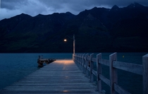 Glenorchy at dawn
