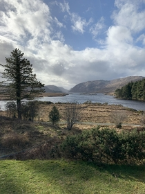 Glenveagh National Park Co Donegal Ireland