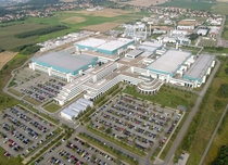 GlobalFoundries Fab  fabrication facility in Dresden Germany
