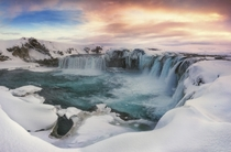 Goafoss Iceland  photo by Vladimir Kirillov