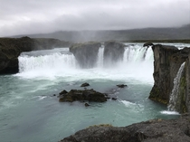Goafoss In Northeastern Iceland