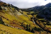 Goat Rocks Wilderness WA is absolutely magical