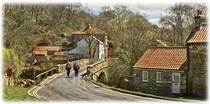 Goathland - Picturesque village of North Yorkshire England