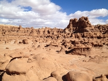 Goblin Valley Utah