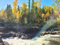 Gold and Rapids Lutsen MN