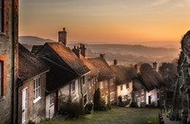 Gold Hill Shaftesbury Dorset