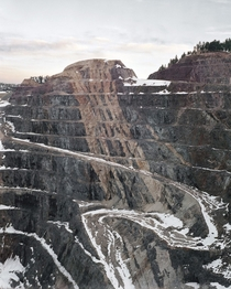 Gold Mine in South Dakota Photo Bryan Schutmaat