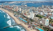 Golden Mile Durban South Africa
