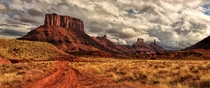 Golden Moab Utah  Photo by Jeff Clow xpost from rUnitedStatesofAmerica