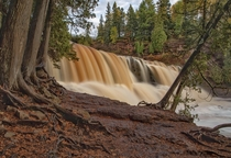 Gooseberry Waterfall MN
