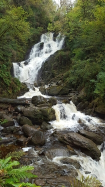 Got soaked to take this at Torc Waterfall in Co Kerry was completely worth it xOC