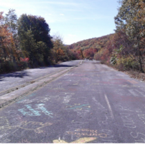 Graffiti Highway Centralia
