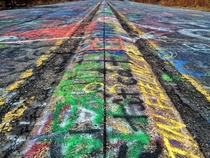 Graffiti Highway Centralia PA OC