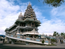 Graha Maria Annai Velangkanni Medan Indonesia - A Church built by a priest of Indian descent